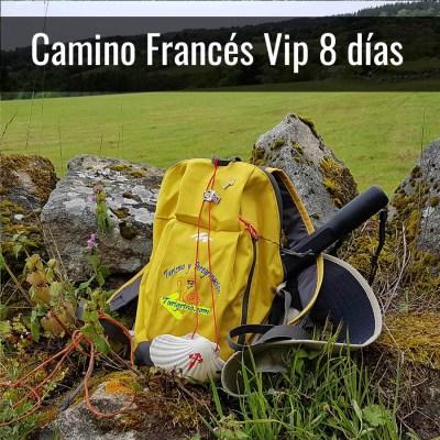 Camino Francés Vip