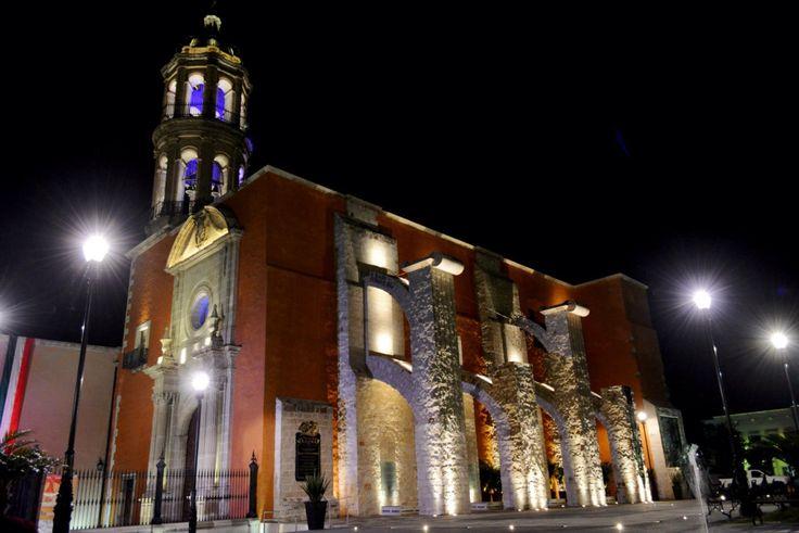 Templo de San Juanita de los Lagos, Durango
