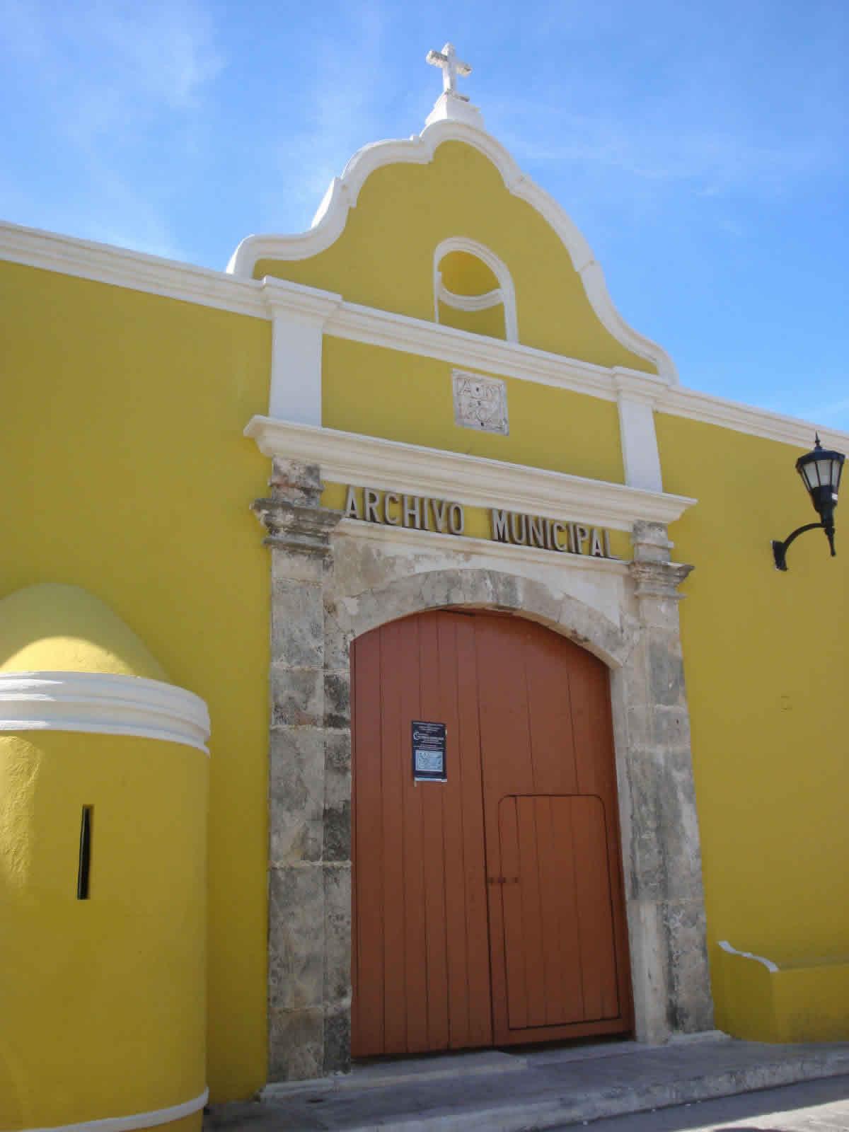 archivo municipal, campeche