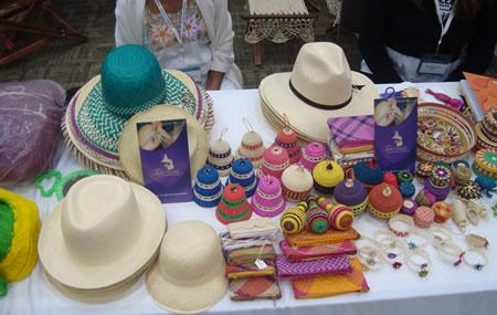 Artesanías en Campeche