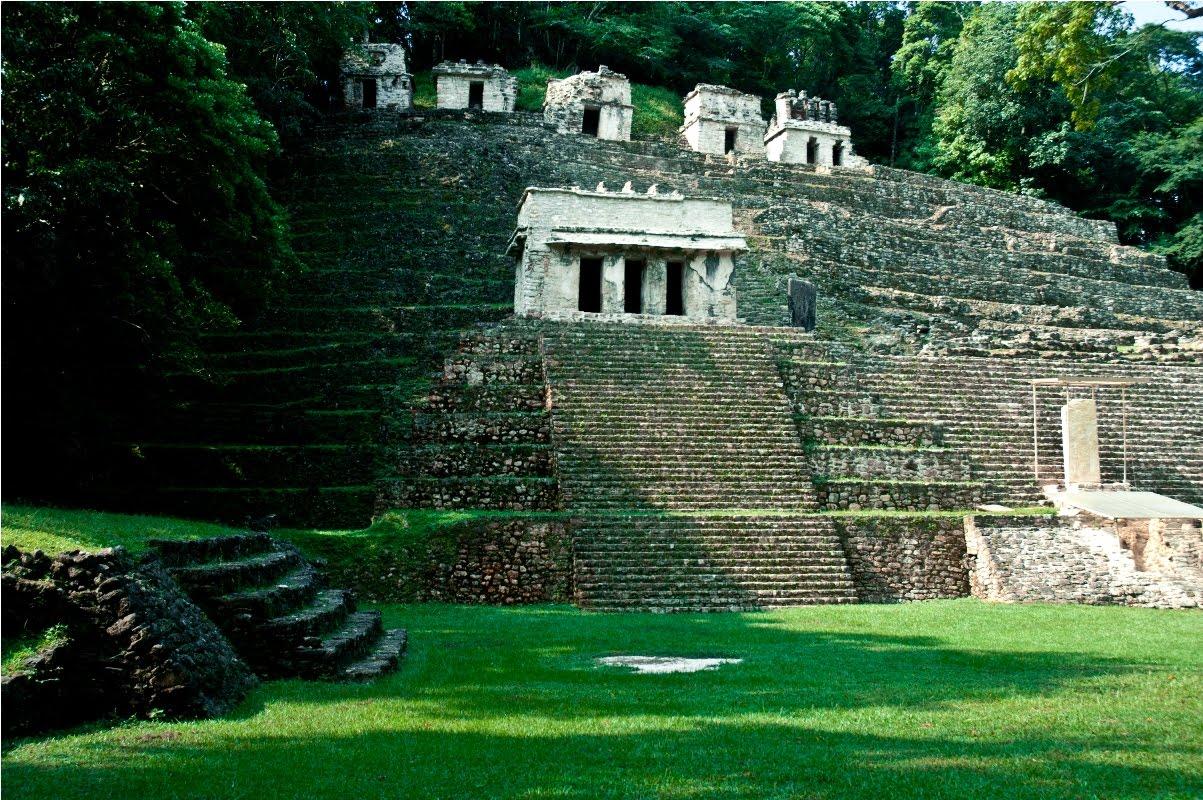Bonampak, Chiapas