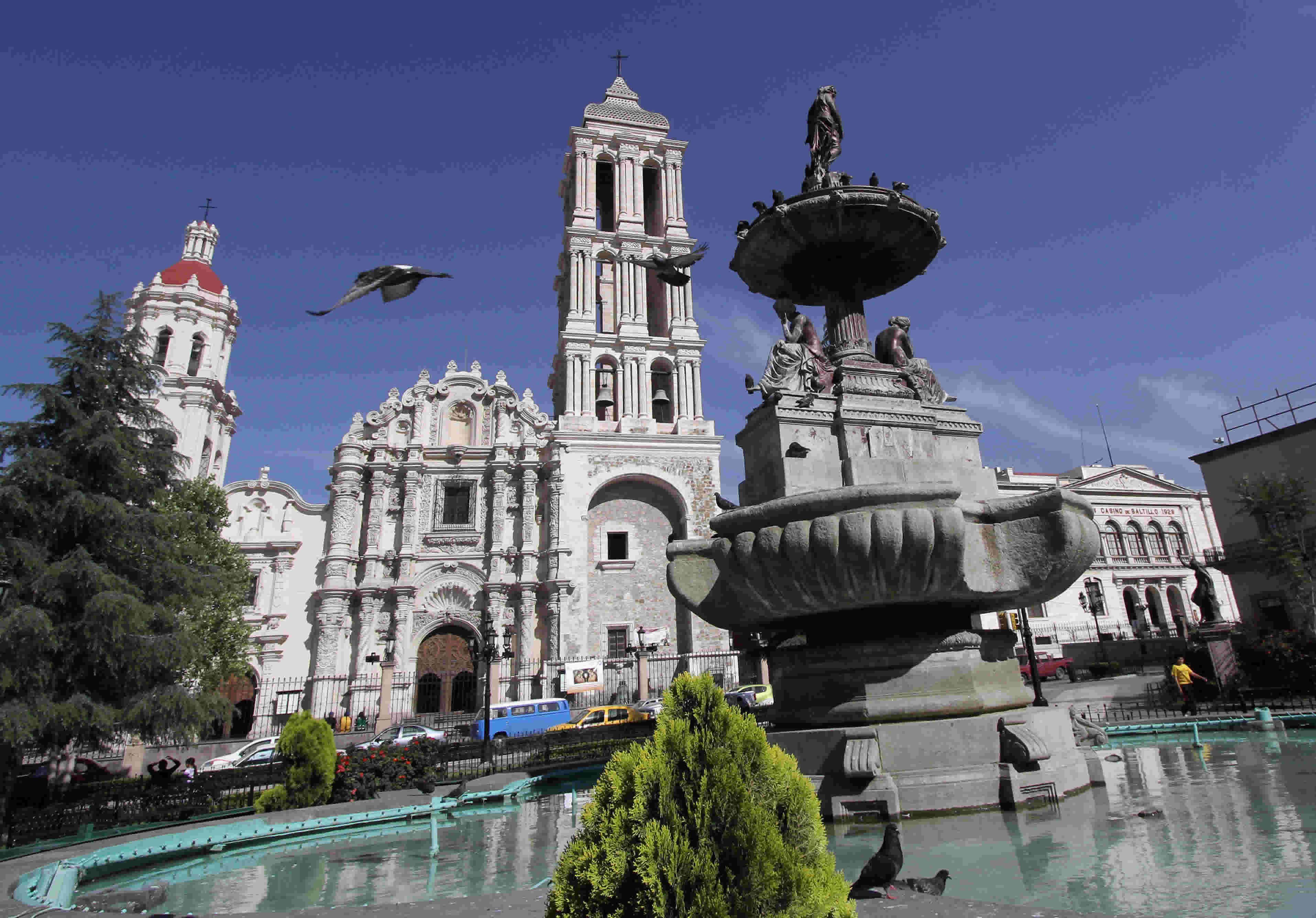 Ciudades de Coahuila - TuriMexico