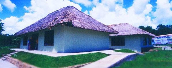 Museo Comunitario de Frontera Corozal, Chiapas