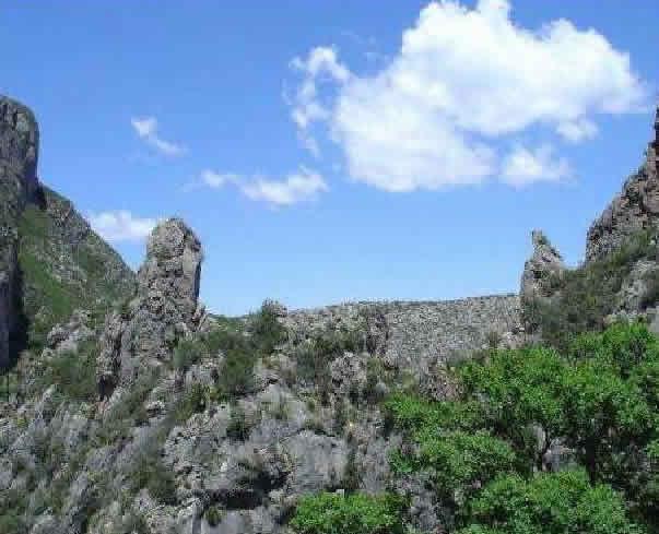 Cañón de San Lorenzo, Coahuila