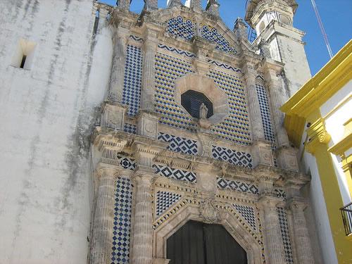 ex templo de san josé, campeche