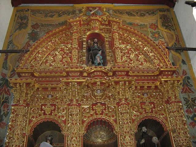 templo de san francisquito, campeche