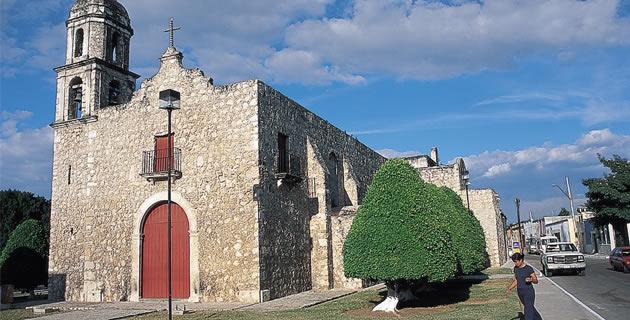 iglesia de nuestra señora de guadalupe, campeche