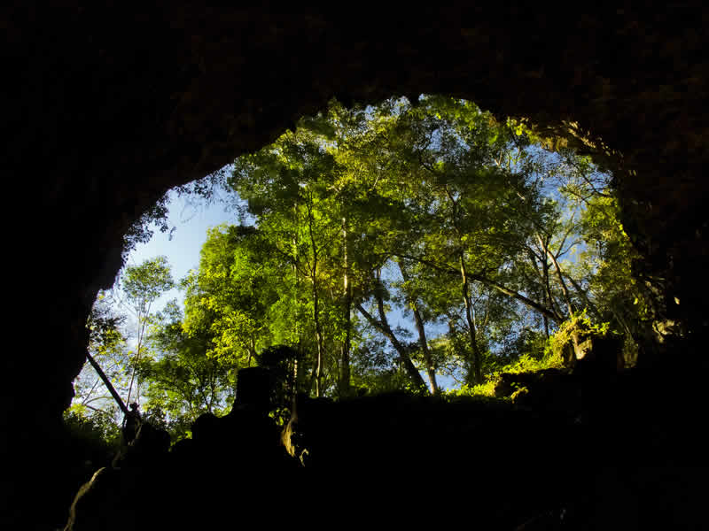 Cavernas de Guaymas, Chiapas