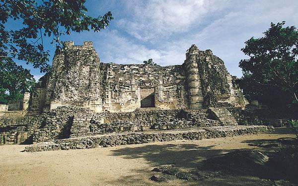 isla de piedra e isla de jaina, campeche