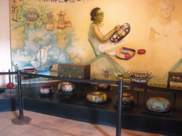 Museo de la Laca, Chiapas