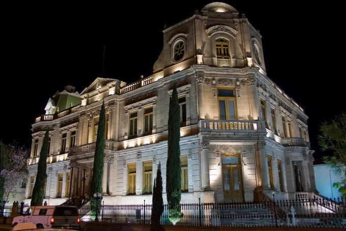 Museo Regional de Durango INAH-UJED Ángel Rodríguez Solórzano
