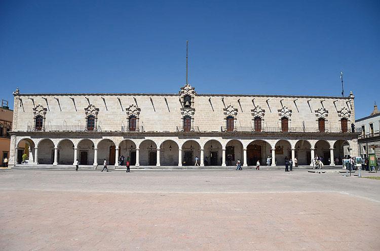 Palacio de Zambrano (Museo Francisco Villa), Durango