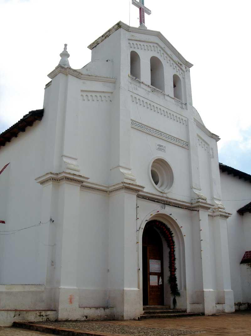 Templo de San Lorenzo, Chiapas