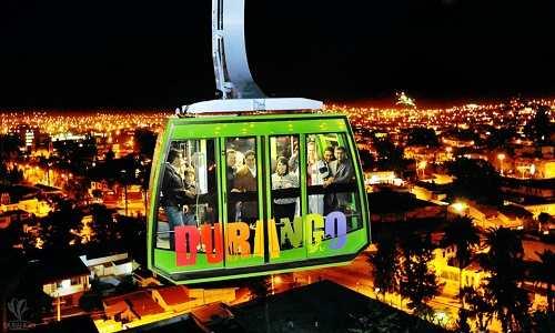 Teleférico y Mirador Los Remedios, Durango