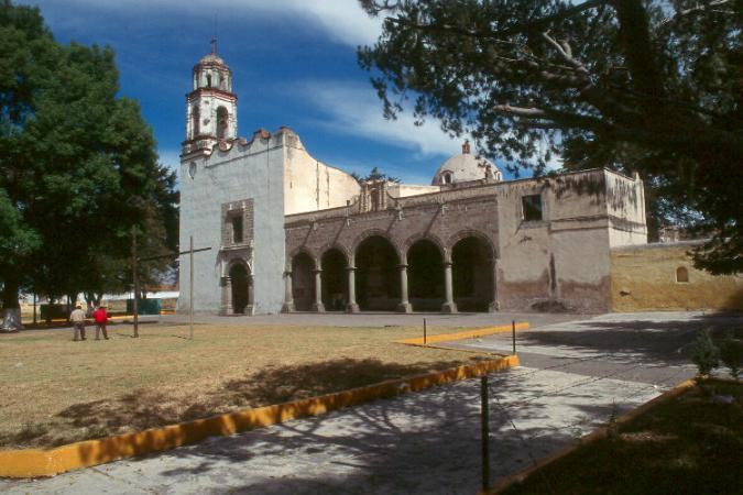 Zinacantepec, Estado de México
