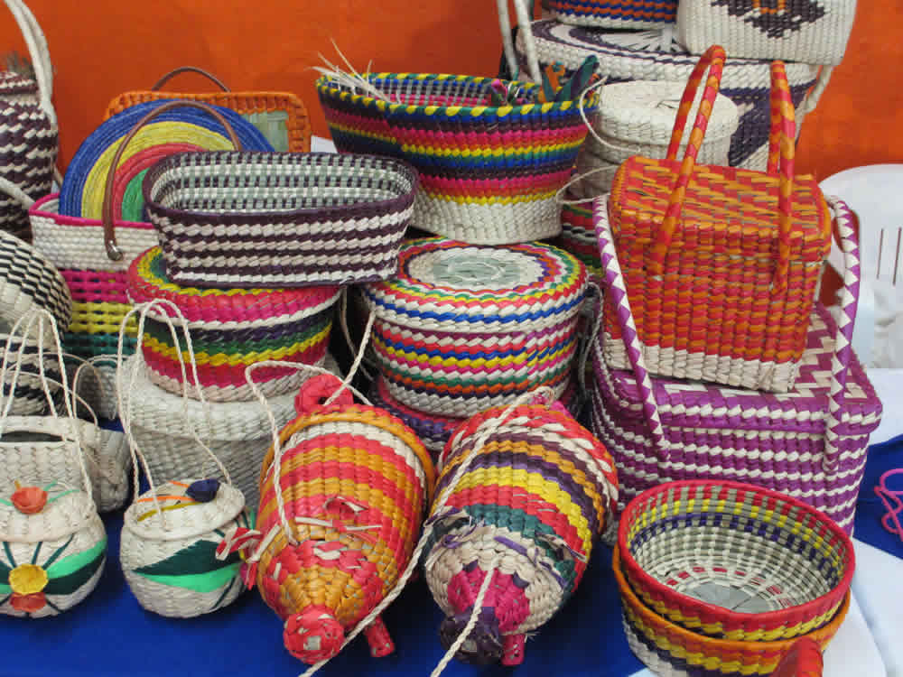Artesanías de Tlaxcala