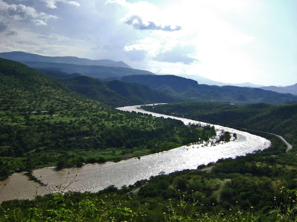 Descenso de Río en Guerrero