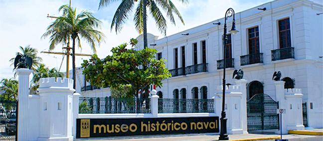 Museo Histórico Naval, Veracruz