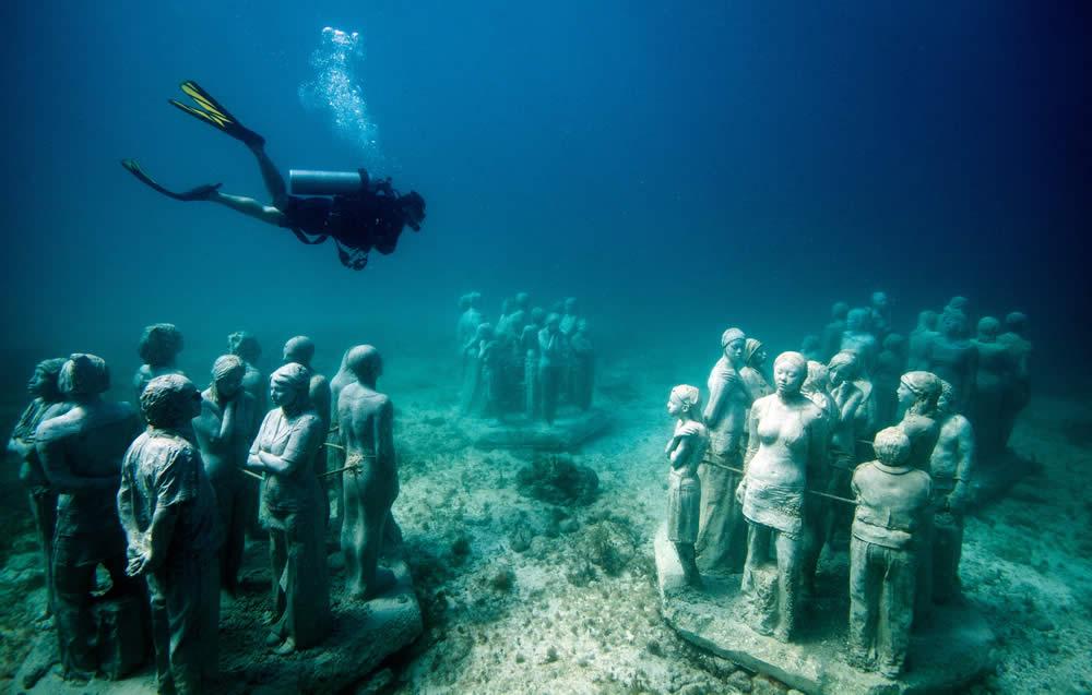 Museo Subacuático de Arte (MUSA), Cancún