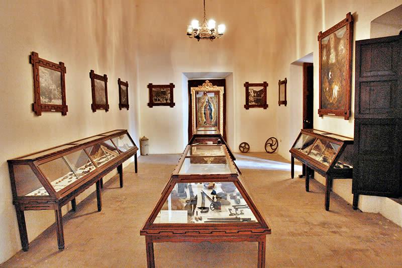 Museo de Minería e Historia, Sinaloa