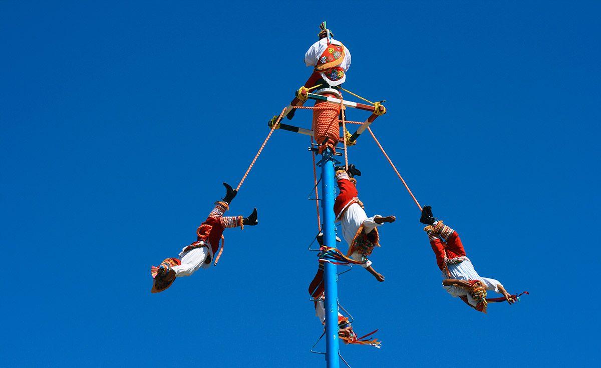 Voladores de Papantla, Veracruz