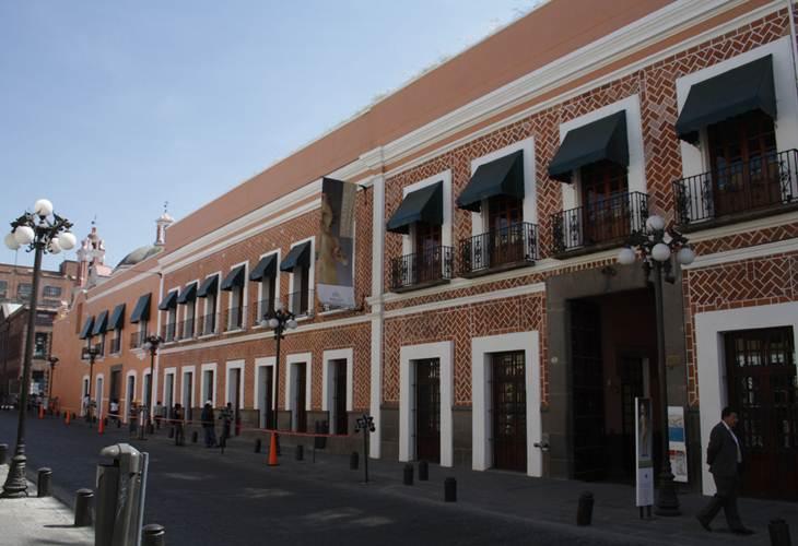 Museo Amparo, Puebla
