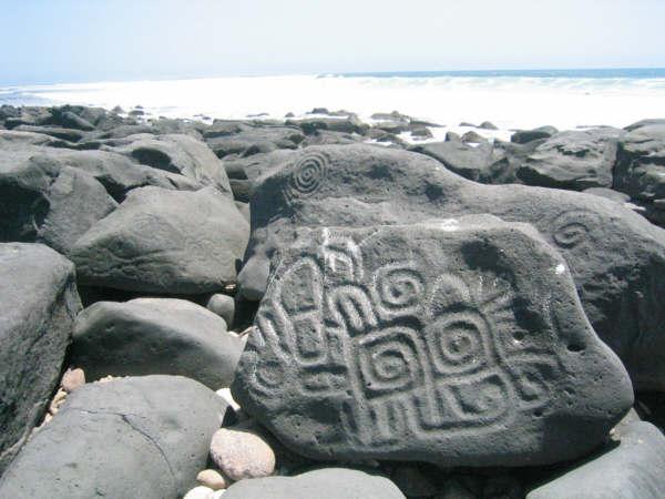 Sitios Arqueológicos en Sinaloa