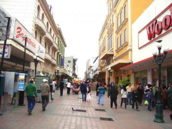 Avenida Peatonal Zaragoza, San Luis Potosí