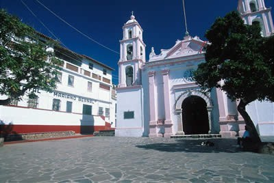 Casa Borda, Guerrero