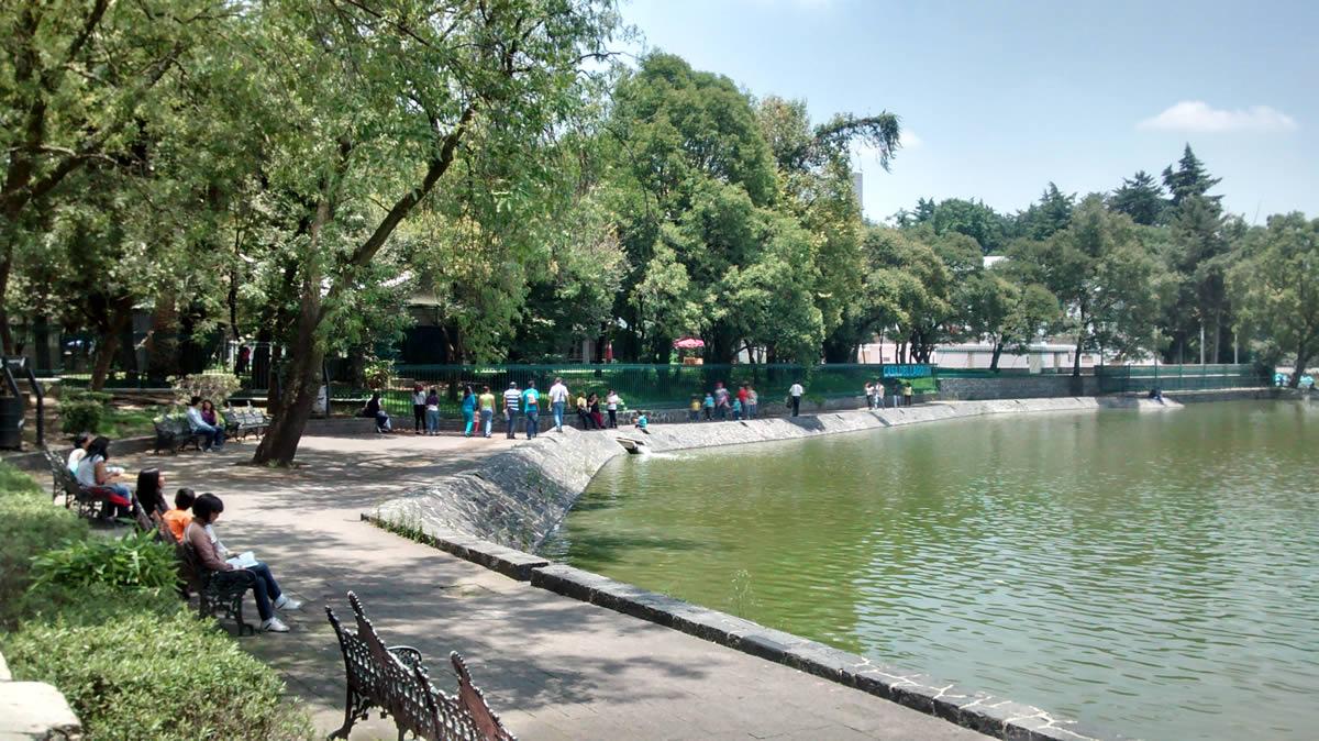 Bosque de Chapultepec, Ciudad de México