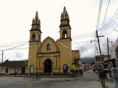 Iglesia del Calvario, Veracruz