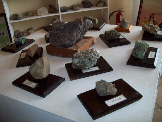 Museo Histórico de Mexicana de Cananea, Sonora