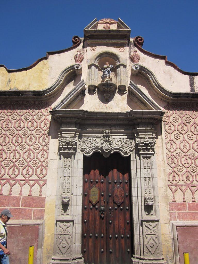 Casa Humboldt, Guerrero