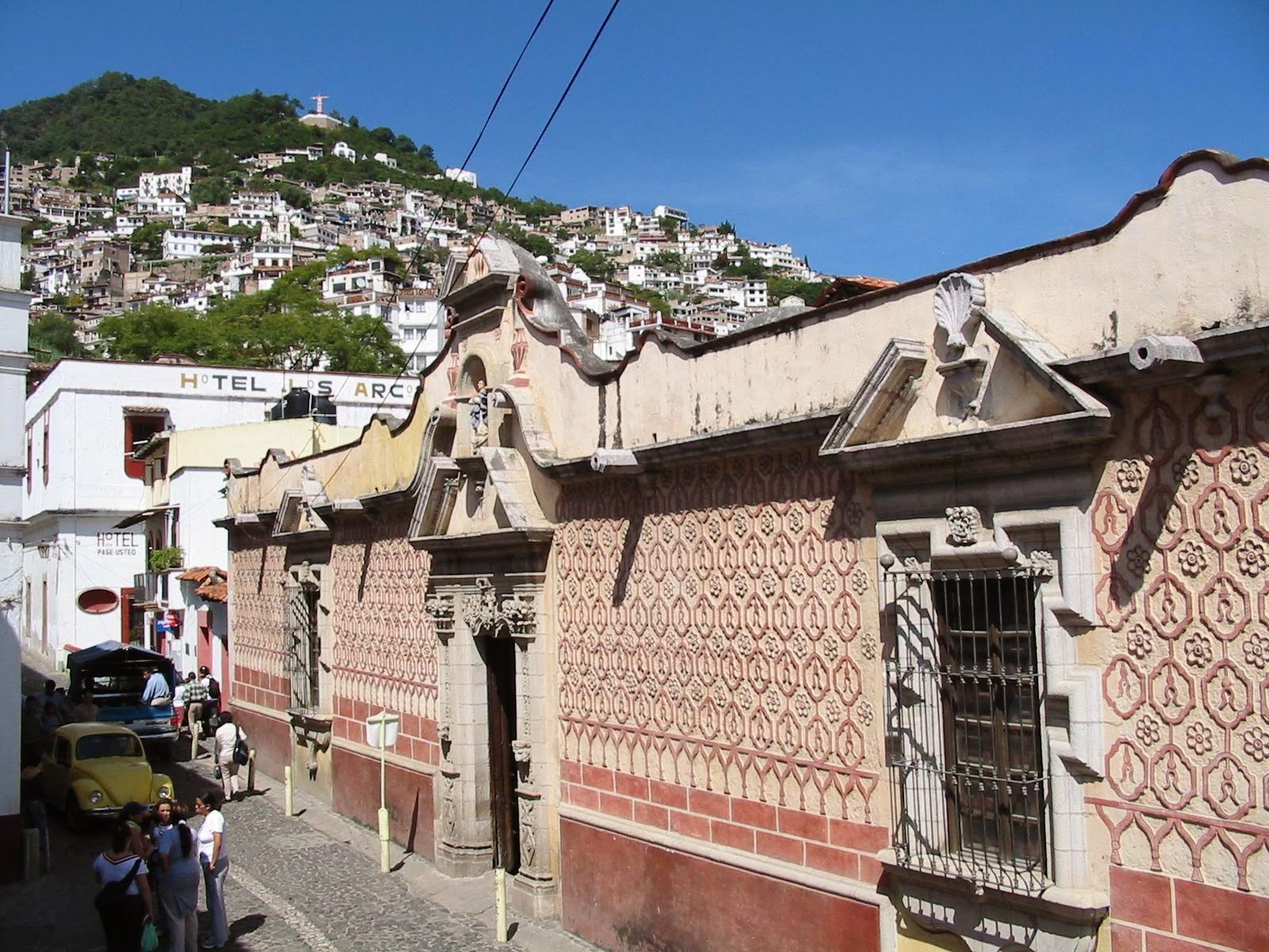 Casa de Juan Ruíz de Alarcón, Guerrero