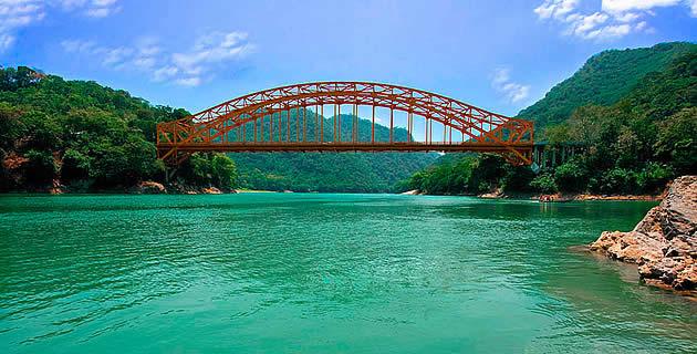 Río Boca del Cerro, Tabasco