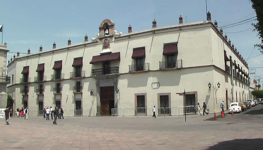 Palacio de Gobierno, Querétaro