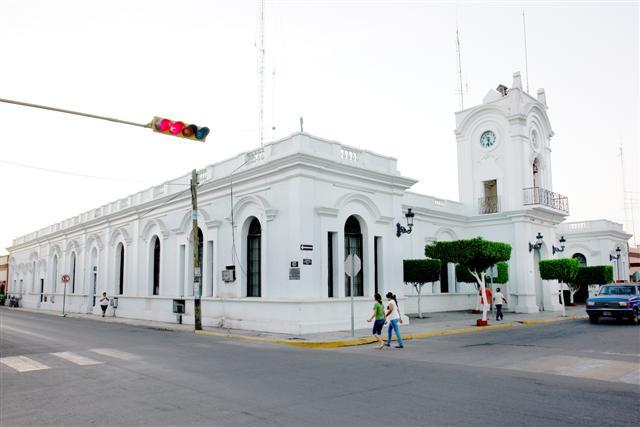 Palacio Municipal (Escuinapa), Sinaloa