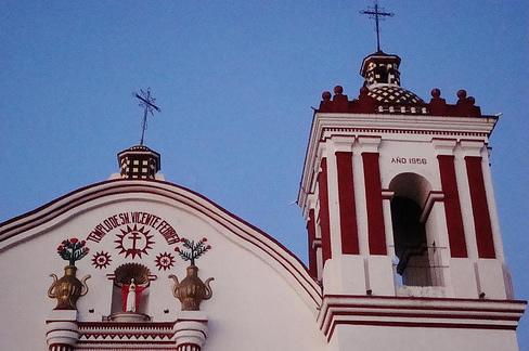 Templo de San Vicente Ferrer, Oaxaca