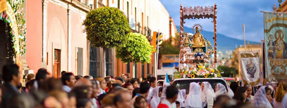 Fiestas y Tradiciones en Querétaro