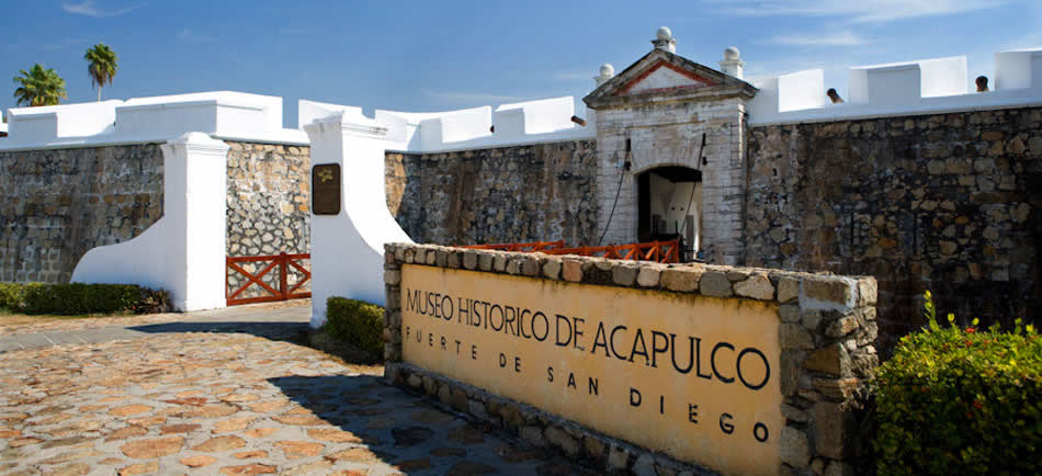 Monumentos Históricos en Guerrero