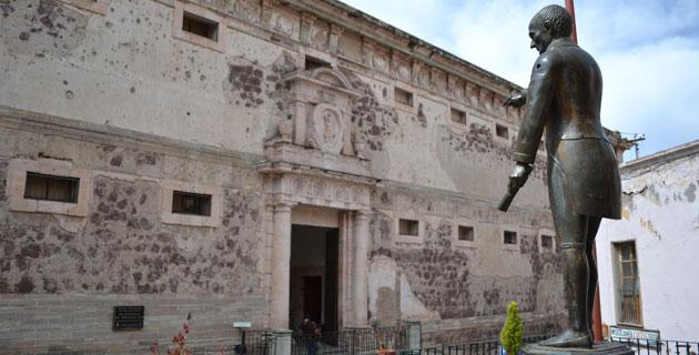 Del Callejón del Beso a la Alhóndiga, Guanajuato
