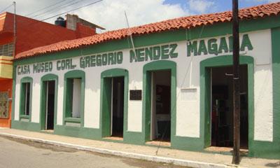 Casa Museo Coronel Gregorio Méndez Magaña, Tabasco