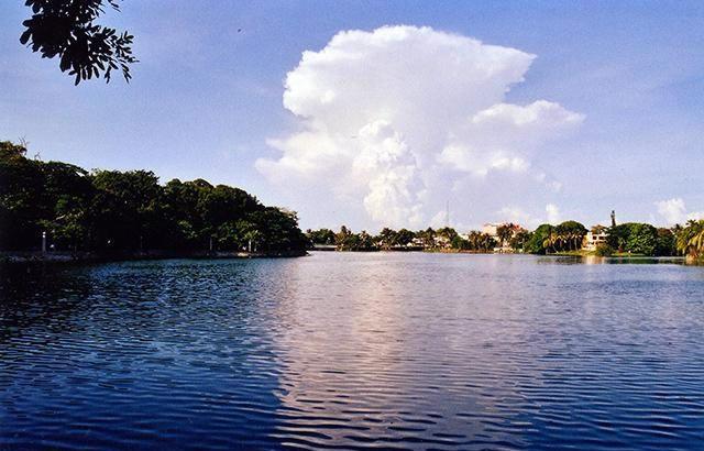 Laguna de las Ilusiones, Tabasco