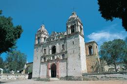 Templo y Ex Convento de San Jerónimo, Oaxaca