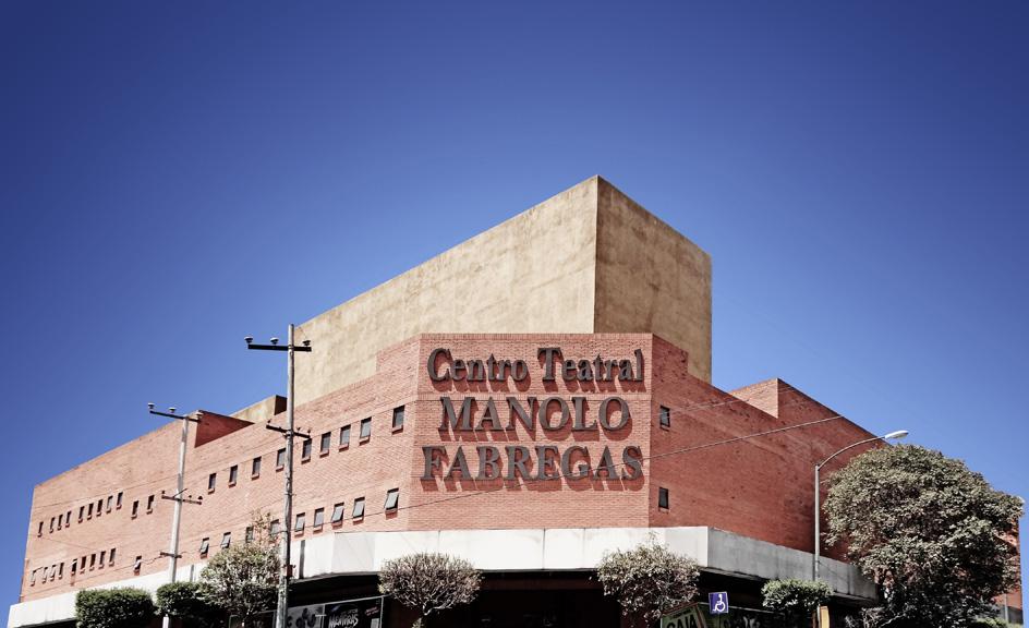 Centro Teatral Manolo Fábregas, Ciudad de México