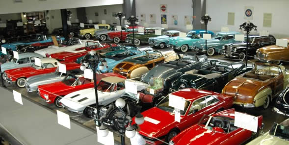 Museo del Automóvil, Ciudad de México