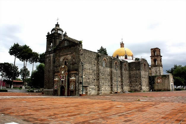 Templo de San Esteban, Tlaxcala