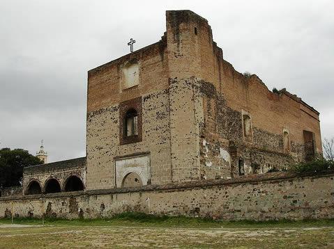 Templo y Ex Convento de San Francisco (Santa María Atluhuetzía), Tlaxcala