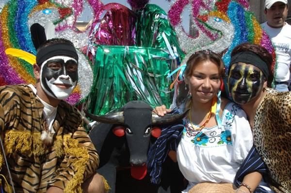 Ferias y Fiestas en Michoacán