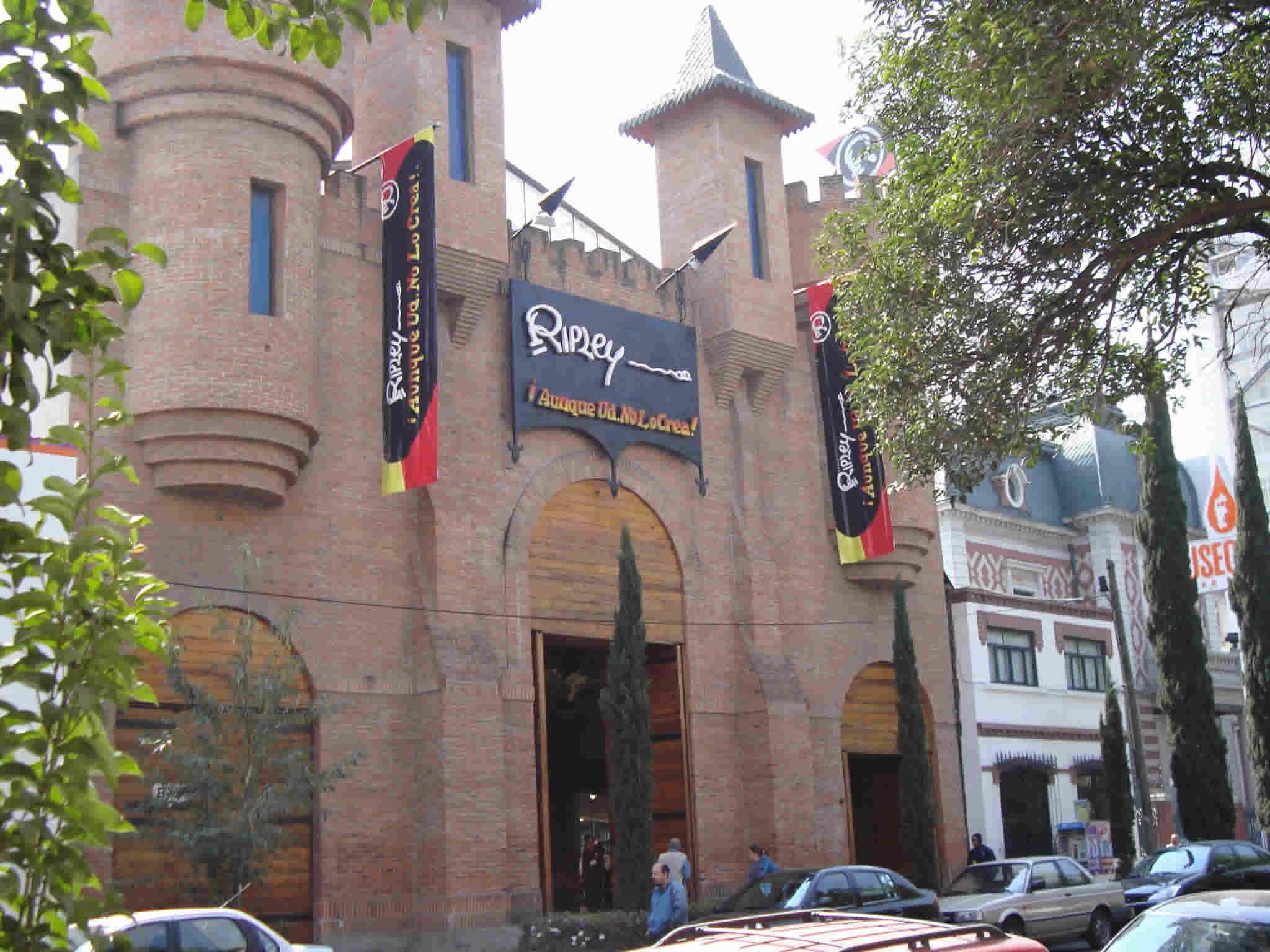 Museo de lo Increíble, Ciudad de México